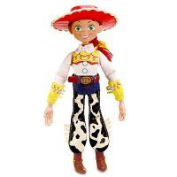 Кукла ковбойша Джесси Jessie говорящая 40 см. История игрушек 3